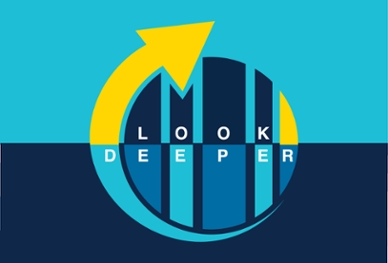 IPPS look deeper themed logo